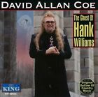 The Ghost of Hank Williams by David Allan Coe (CD, 2012, Gusto Records)
