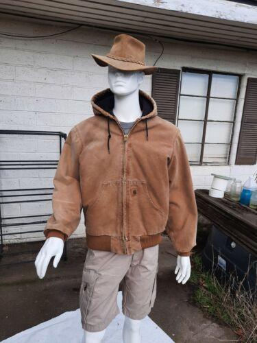 Carhartt Jacket Hooded