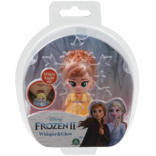 Disney Frozen 2 Whisper and Glow Single Pack Choisissez Your préférés *