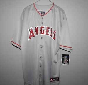 5fca1e740eb Image is loading Los-Angeles-Angels-PUJOLS-Baseball-Jersey-New