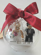 *NEW* Lego CHRISTMAS ORNAMENT WEDDING 2016 Minifig BRIDE & GROOM