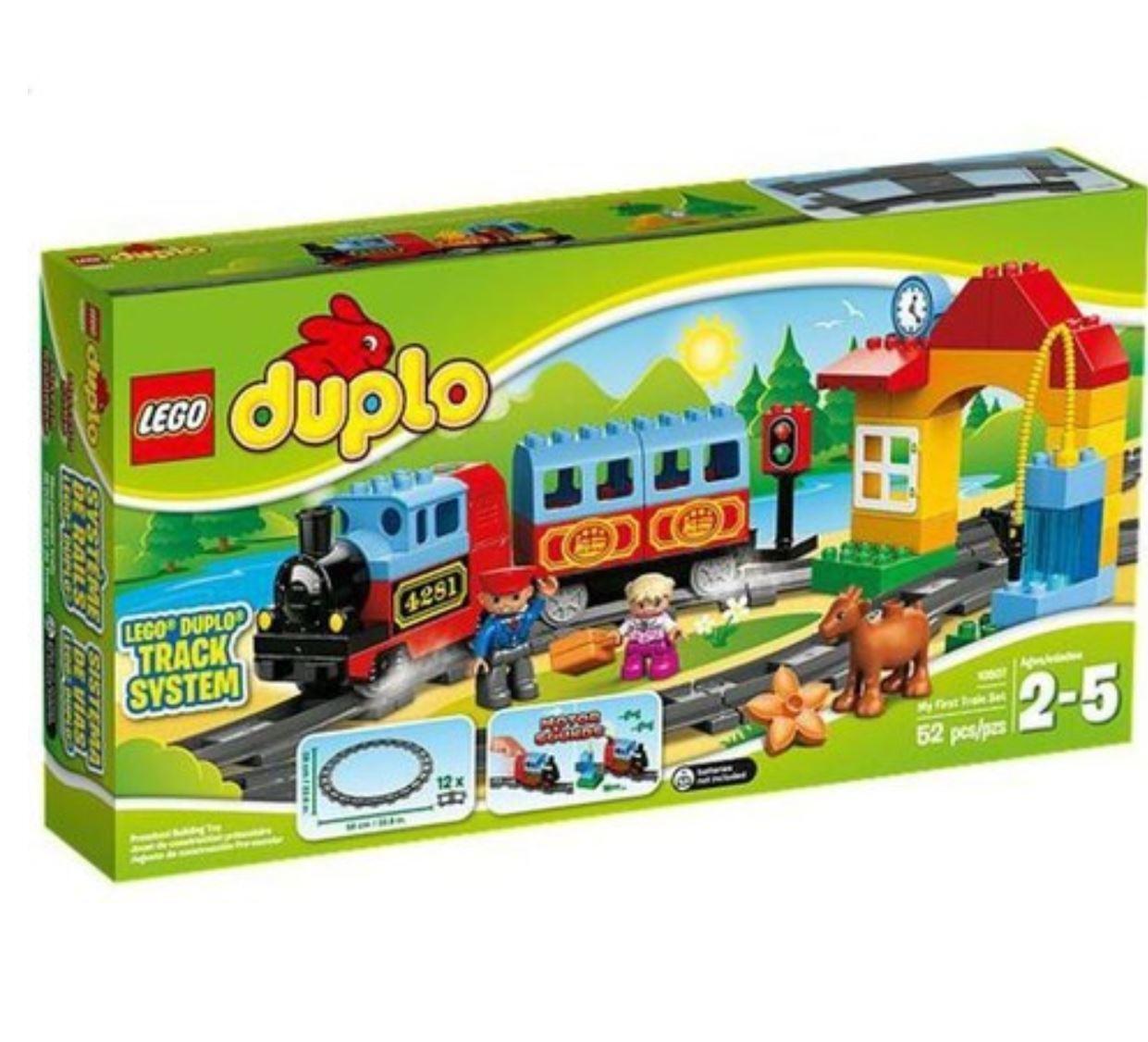 [LEGO] duplo My First Train Set 10507 2015 Version fri Shipping