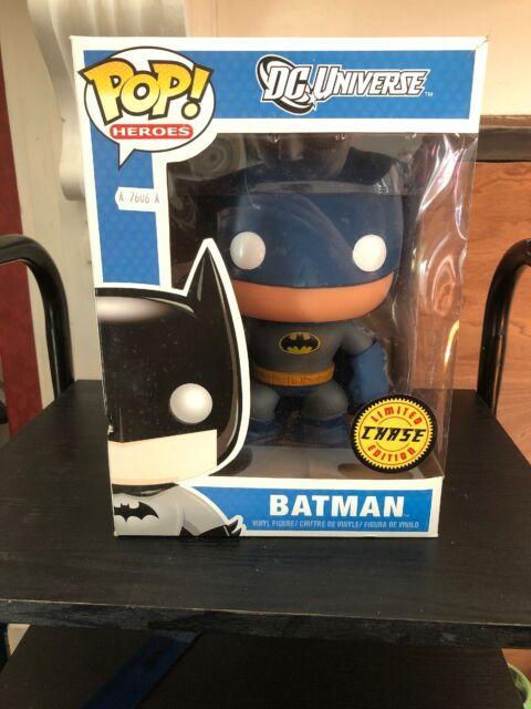 Funko POP! Figura in vinile: DC Comics: BATMAN Grandi Blu CHASE VERSIONE