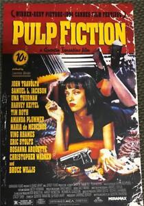 Pulp Fiction Movie Poster Fine Art Lithograph AFI