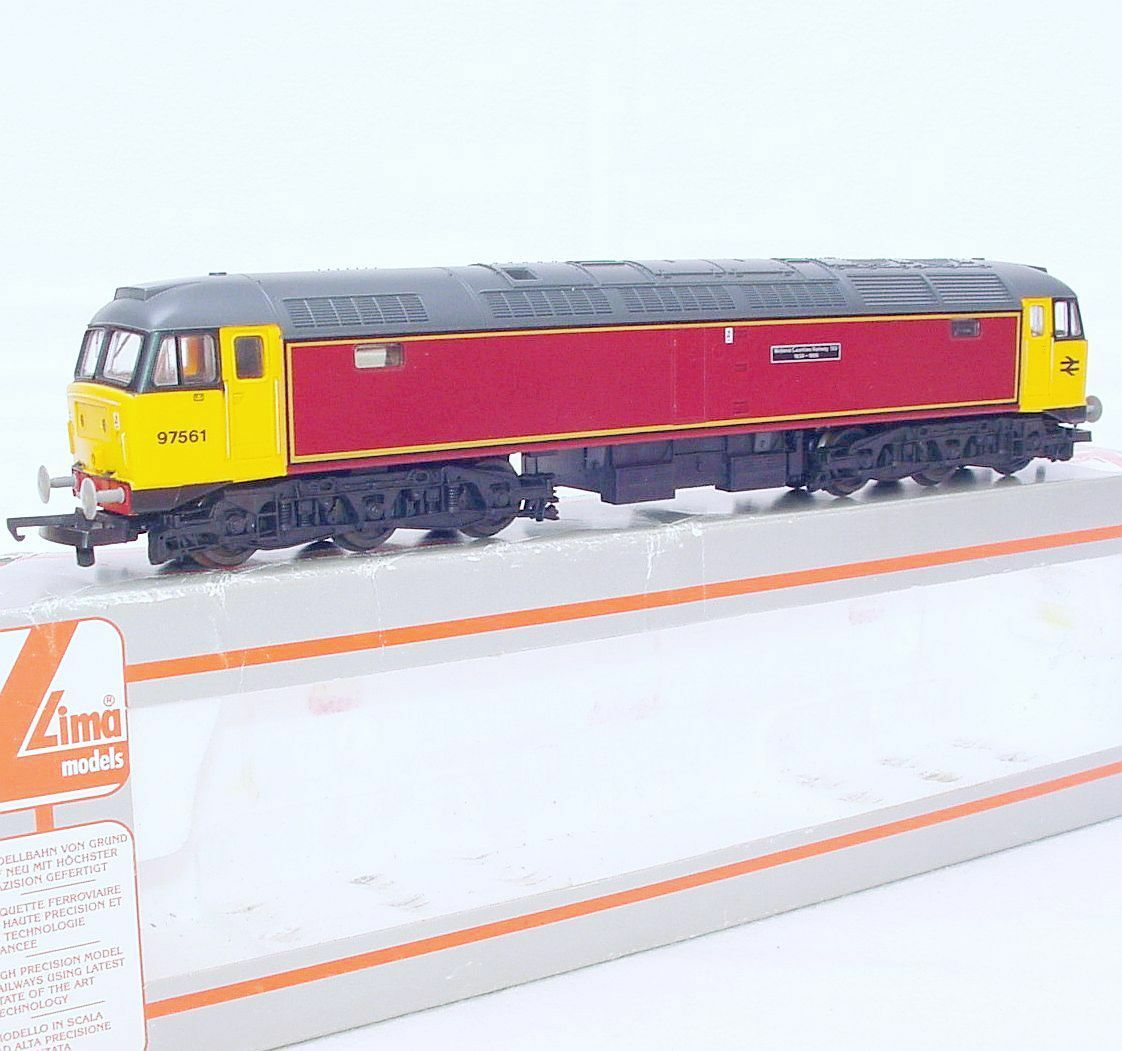 Lima HO OO British Railways Class 47  MIDLAND COUNTIES RAILWAYS  LOCOMOTIVE MIB