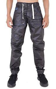 Eto à Revers Jeans neuf en pierre couleur revers Jogger Smart Jeans Prix De Vente