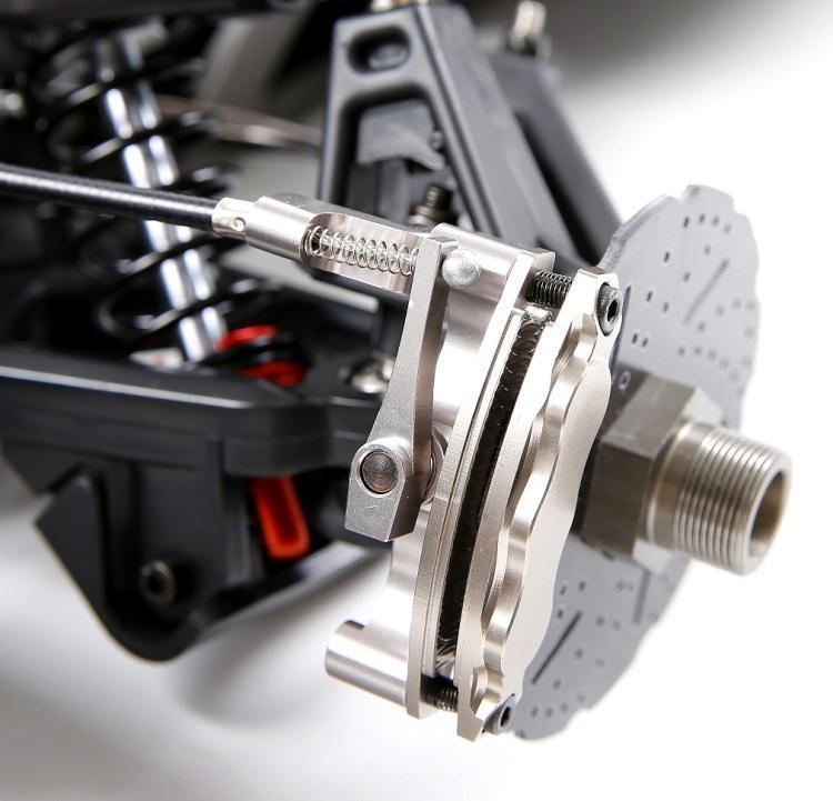 il più recente Nuovo Nuovo Nuovo Rovan Baja 5B CNC Wire Brake HPI KM  prezzi equi