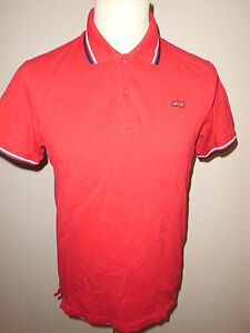 Polo-Jack-amp-Jones-Rouge-Taille-L-a-61