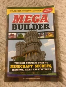 Mega Builder : The Most Complete Guide to Minecraft Secrets, Creations, hacks..