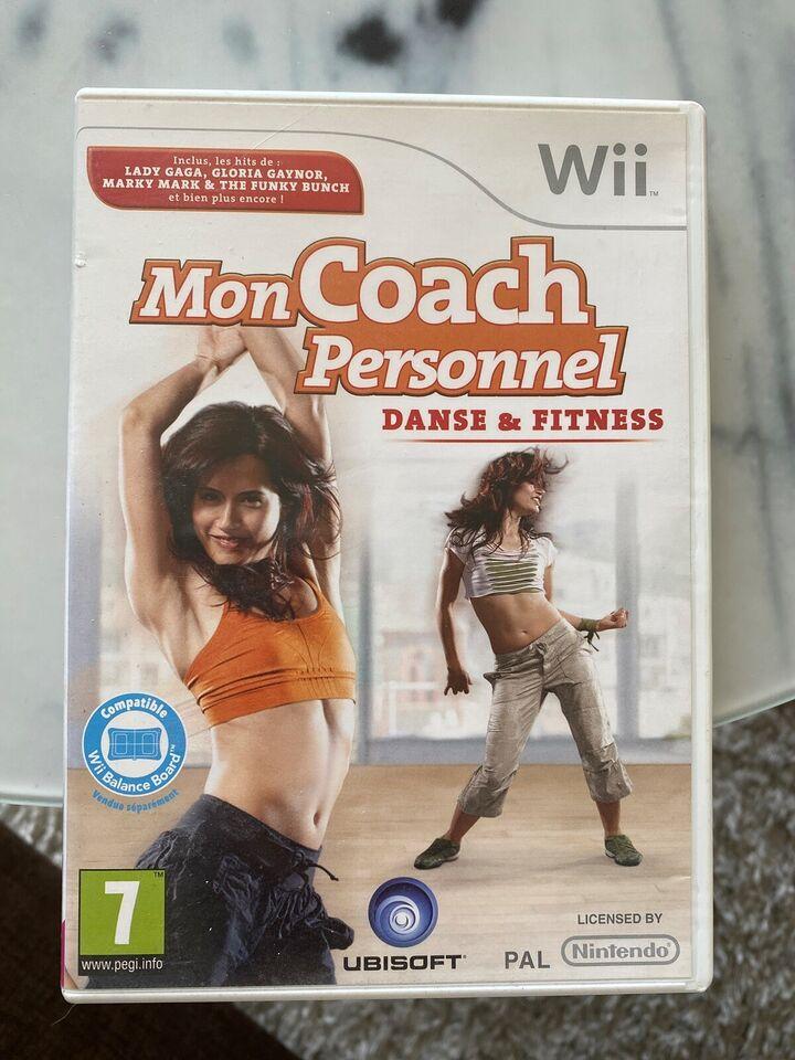 Dance & Fitness, Nintendo Wii, sport