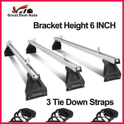 Set of 2 Rhino Rack Gutter Mount Legs-Metal Strap Type 4 11-Inch