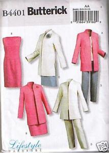 53600ed94 Fácil Vestido Chaqueta Falda Pantalones Traje Ropero Patrón de ...