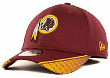Washington Redskins New Era NFL Vertical Strike 39Thirty Stretch Fit Cap Hat M/L