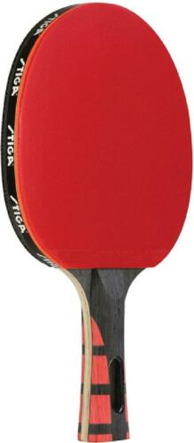 Details about  /STIGA Evolution Performance-Level Table Tennis Racket Made with Approved Rubber