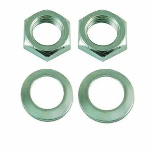 Roller-Skate-Toe-Stop-Lock-Nuts-and-Washers-Set-of-2