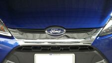 Fit Ford Fiesta 2010-2015 5dr Hatchback Chrome Under Cover Front Grille Grill
