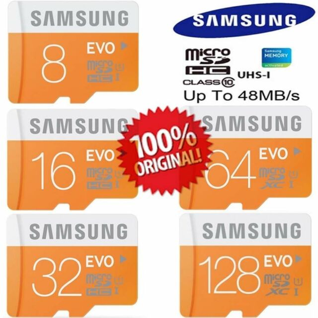 samsung 64g evo plus micro sd sdxc card 64gb 64 g 80mb s. Black Bedroom Furniture Sets. Home Design Ideas
