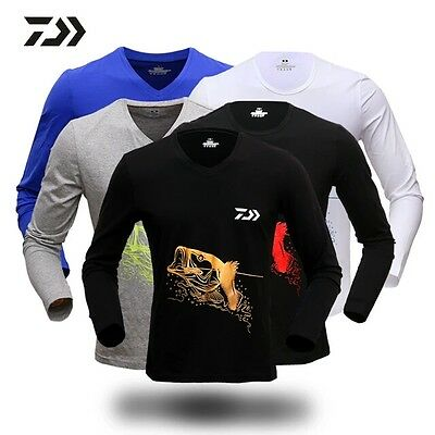 DAIWA Fishing shirt / jersey fishing Clothes Brand New with tags All size