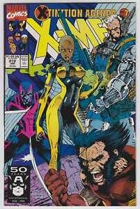 L6282-Uncanny-X-Men-272-Vol-1-NM-M-Estado