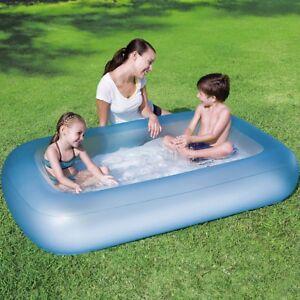 Planschbecken Baby Spiel Bade Kind Swimming Pool Garten Wasser