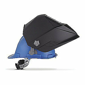 MILLER ELECTRIC Slotted Style Hard Hat Adapter,Headgear, 259637