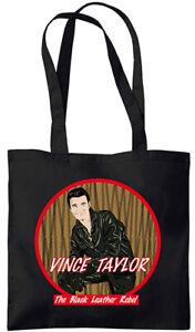 Vince Taylor - Tote Bag (Jarod Art Design)