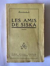 LES AMIS DE SISKA 1931 WILLY