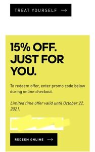 15% off Adidas.com Coupon (Exp. 10/22/21) Online & In-store