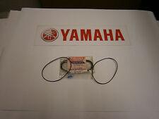 """YAMAHA TX750 - CYLINDER HEAD """"O"""" RINGS (2PCS)"""