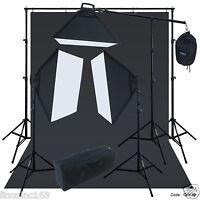 Linco Lincostore Photography Studio Lighting Pop-up Softbox Light Kit