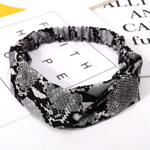 Cute Knot Headband Hair Accessories Head Wrap Boho For Women Girls 1 PC Elastic