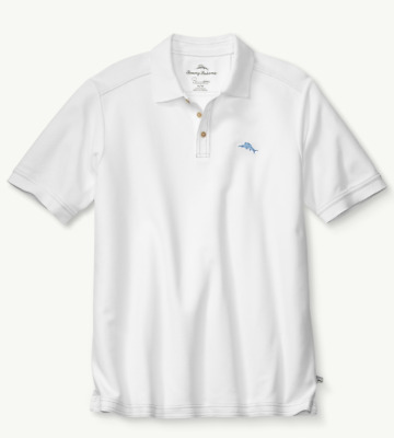 # TT220856 Tommy Bahama The Emfielder Polo 2.0 $89.50 Rose Bed