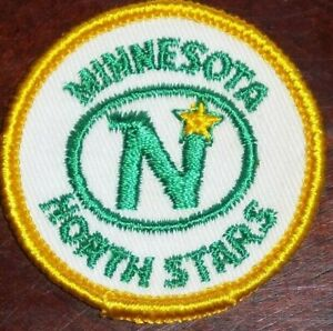 Minnesota-North-Stars-Sew-on-patch-1967-expansion-year