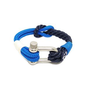 Nautical-Rope-Bracelet-Sailing-Men-Women-Handmade-Reef-Knot-bracelet-Unisex