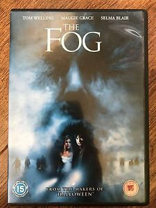 The-Fog-DVD-2005-Horror-Movie-Remake-w-Maggie-Grace-and-Selma-Blair