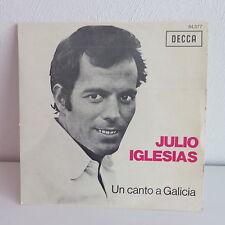 JULIO IGLESIAS Un canto a Galicia 84077
