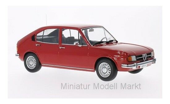 180021 - KK-Scale Alfa Romeo Alfasud 1.3 - Rouge - 1 18 b841d1