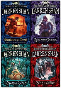 Darren-Shan-Series-Collection-The-Saga-of-Larten-Crepsley-4-Books-Set-Pack-NEW