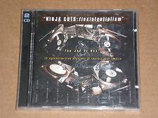 NINJA CUTS: FLEXISTENTIALISM (DJ FOOD, FUNKI PORCINI, HERBALISER) - 2 CD