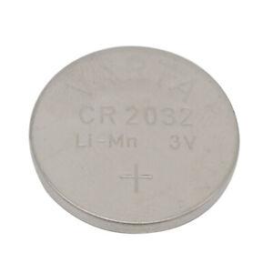5pcs VARTA Battery CR2032 3V Button Battery For Digital Games, Watches