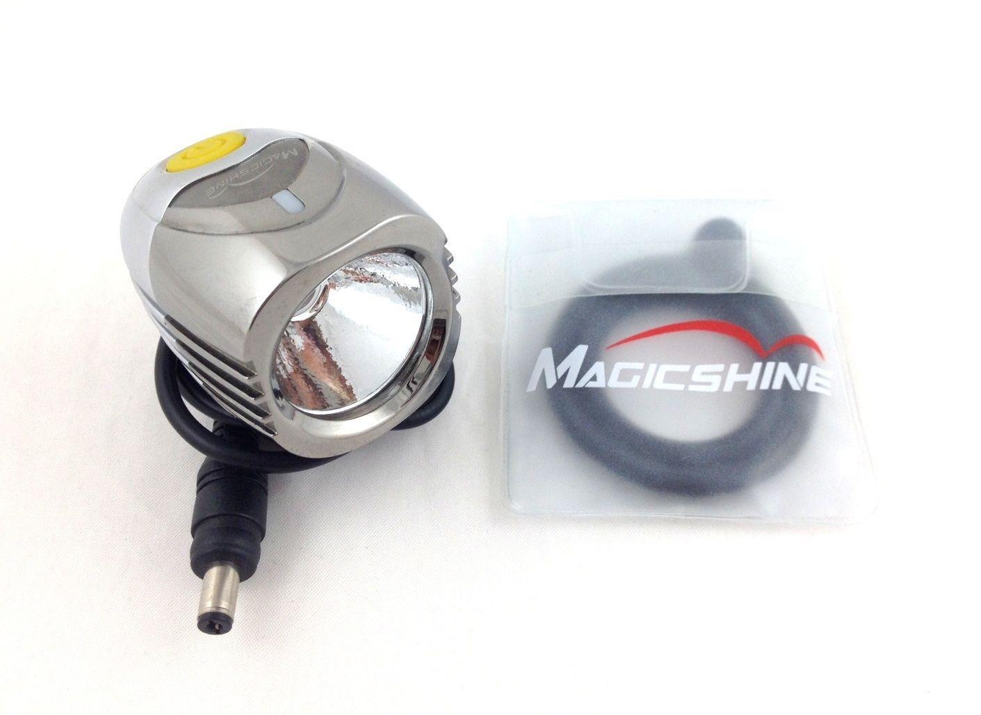 USED  MagicShine MJ868 Stainless Steel 1000 Lumen LED Bike  Light ONLY + O-rings  online-shop