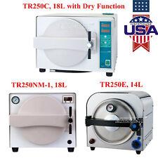 1418l Dental Autoclave Steam Sterilizer Medical Sterilizationwith Dry Function