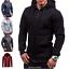 Men-039-s-Casual-Slim-Jacket-Thermal-Hoodie-Sweatshirt-Outwear-Sweater-Warm-Zip-Coat thumbnail 4