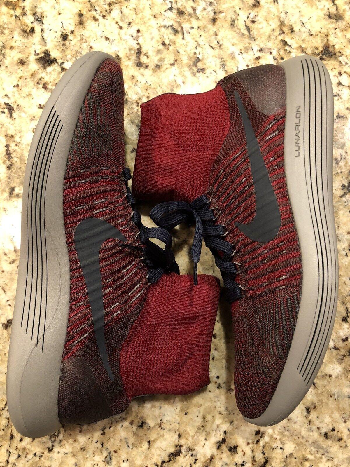 Nike Lunarepic Flyknit Gyakusou US Mens Size 11 Running Shoes Lunarlon