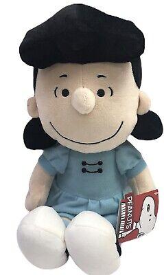 "Kohls Cares Kids Peanuts Gang Lucy 14/"" Plush Stuffed Animal Toy NWT"