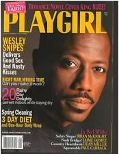 Playgirl magazine April 1998 Welsey Snipes Brian McKnight Jaim Gomez Jozef Myska