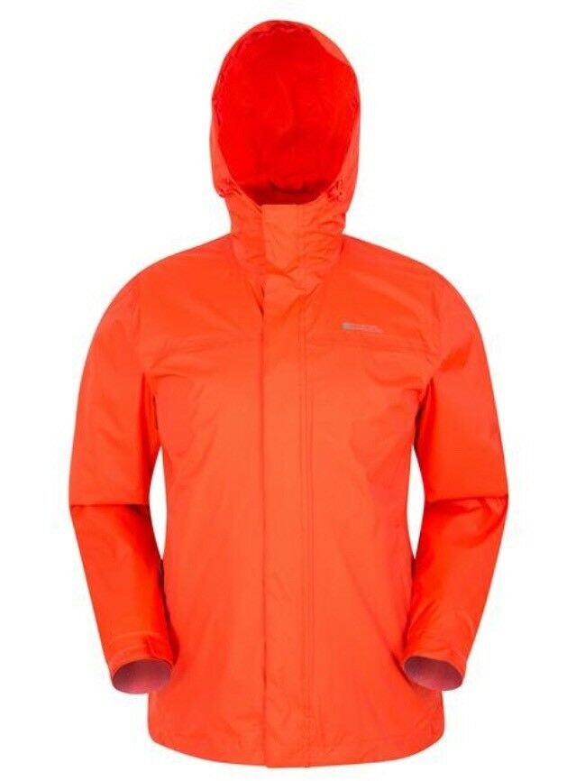 Mountain Warehouse  Torrente Para  Hombre Impermeable Chaqueta Naranja {} {XL} {021278}  ventas calientes