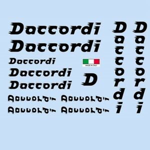 Daccordi Bicycle Decals Stickers #3