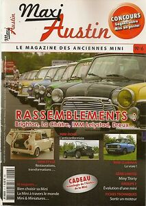 DéVoué Maxi Austin 6 Mini Clubman Mini Thirty Mini Moke Changer Embrayage Sortir Moteur ArôMe Parfumé