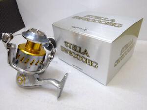 Shimano-2008-Stella-SW8000HG-Spinning-Reel-Rank-B-Japan